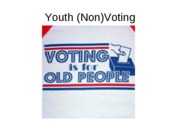 Youth Voting