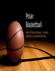 Polar Basketball