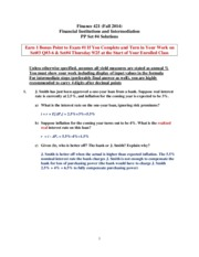 FIN421_Fall2014_PP_Set_4_Solution