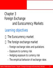 Ed6s 03 Foreign exchange and Eurocurrency markets.pptx