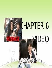 chapter6-video.ppt