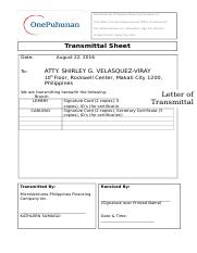 letter of transmittal - PJS Law (August 22, 2016).docx