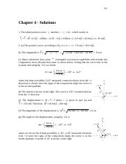Chapter 4 - 2D Motion Solutions.doc