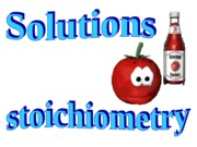solutions-stoichiometry