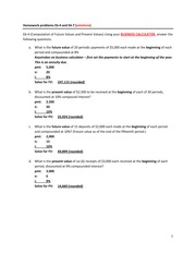 Homework problems E6.4 and E6.7 solutions.UPDATED