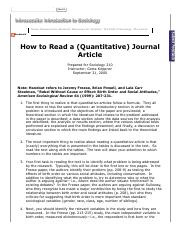 how to read a quant article.pdf