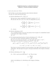 Midterm1PracticeProblemsSolutions