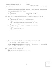 exam4solutions