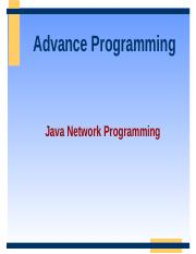 Lecture+08+Java+Networking.ppt
