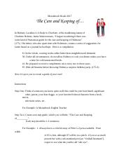 A Study in Charlotte_ The Care and Keeping of...pdf