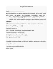 Study Variable Worksheet Answer.docx