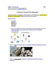 5.4 Honors Energy Photo Webquest-1.doc