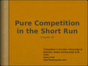 Chapter10-micro SR Pure Competition.pptx