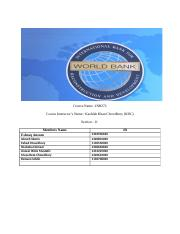 Introduction of World Bank (1)