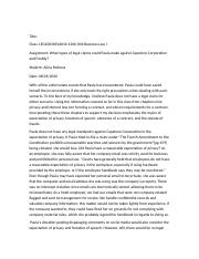 Assignment 2 week 8 Essay.docx
