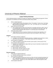 Worksheets Syllogism Worksheet syllogism 1 what makes something a is 2 pages phil251 logical thinking worksheet