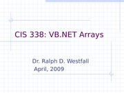 vb-arrays