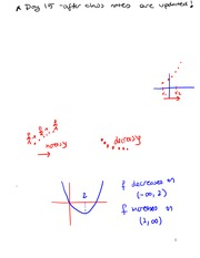 Lecture 16 on Precalculus