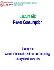 EE113 Lecture 6B-Power Consumption.ppt