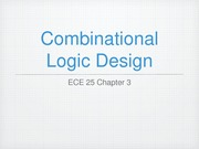 ece25_Ch03-CombinationalDesign