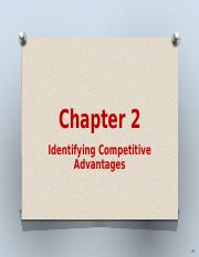 Chapter 2 Identifying Competitive Advantages-2.pptx