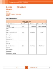 Lewis Structure Model Lab Results (4) - Copy