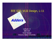 Lecture-11 adders v03 slides