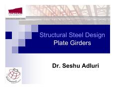 Topic -Plate girders.pdf