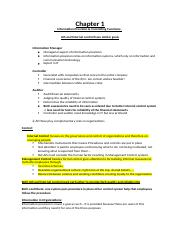 Complete Summary Internal Control.docx