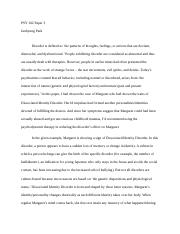PSY 102 paper 3