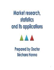 course of market research New last01B