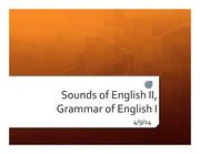 Lecture+4-Sounds+of+English+II%2C+Grammar+of+English+I