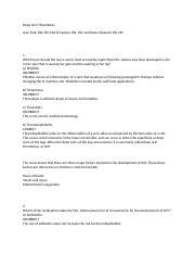 hesi case study dvt