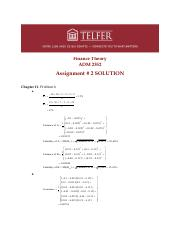 Assignment # 2-SOLUTION.pdf