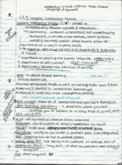 Chapters 5 and 6 Notes