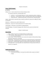 Human Communication Exam 3 Study Guide.docx