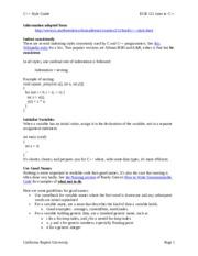 c struct assignment