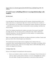 Building Effective Learning Relationships.docx