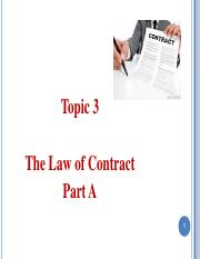 Topic 3_Contract Law_Part A.pdf