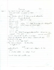CSC 111 Day 2 notes
