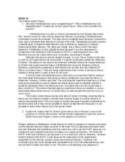 Collaborated Final Exam Study Guide