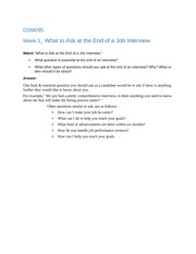 Employment Messages_ DQ_ What to Ask at the End of a Job Interview