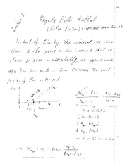 Lecture 3 Written Notes