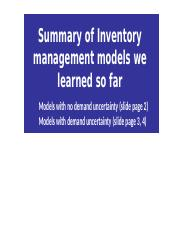 Summary of IM Models.pptx