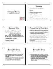 Lecture 5 - Prospect Theory handout.pdf