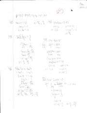 Yosemite High School Math! Part  1