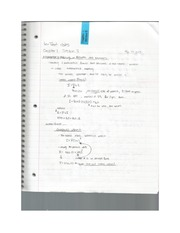 Textbook notes; Functions and models
