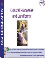13_14 Coastal Processes and Landforms.ppt