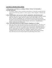 case study 25 burrhus frederic skinner