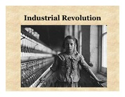 18 Industrial Revolution